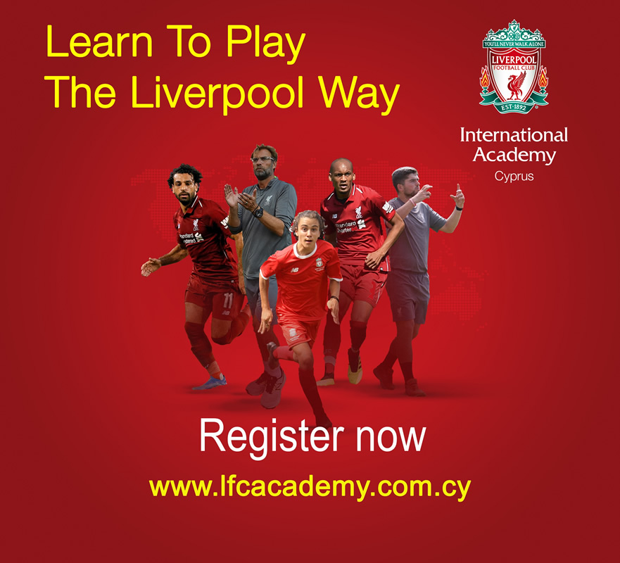 Liverpool Registration Poster